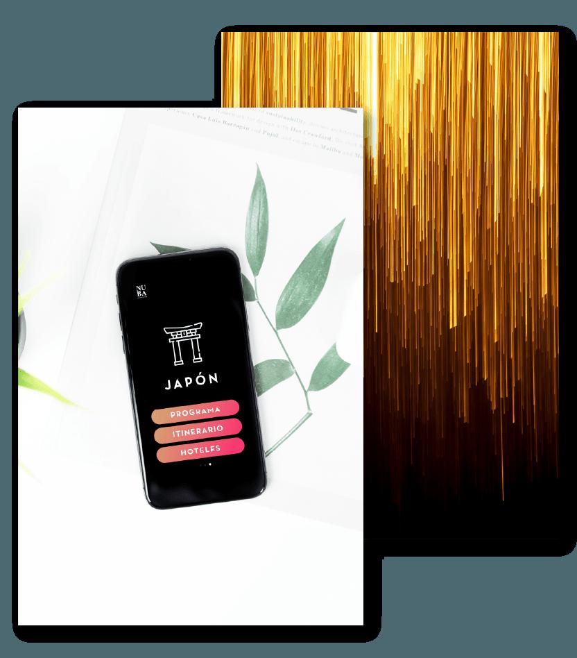 Creamos la web y la app para tu viaje de incentivo